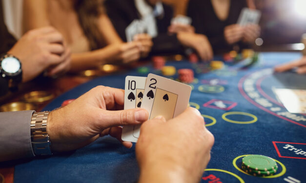 5 Ways to Improve Your Texas Hold 'Em Poker Game
